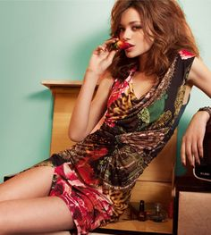 Desigual New collection winter 2013 for women