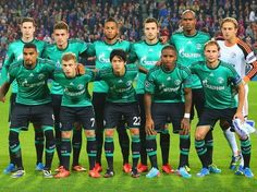 FC Basel 0 - 1 Schalke 04. Champions League 10/1/13