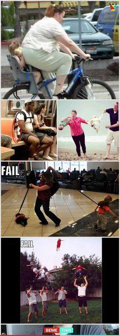 10+ Hilarious Photos Of Epic Parenting Fails #epic #epicfail #photos #parenting #funnypictures #parentingfail