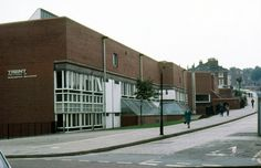 © All rights reserved. Nottingham Trent University, Multi Story Building, Vintage, Design, Design Comics, Primitive