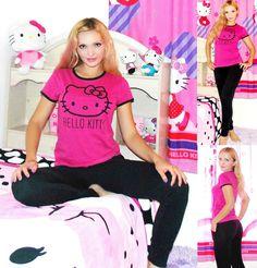 4e3998c93 56 Best Hello Kitty cute PJs images in 2018   Cute pjs, Sanrio hello ...