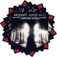 Wolfgang Amadeus Mozart  Mass in C minor K 427    Natalie Dessay, soprano I; Véronique Gens, soprano II; Topi Lehtipuu, tenore, Luca Pisaroni, bass    Le Concert d'Astrée  Louis Langrée, conductor    Virgin Classics, 2006