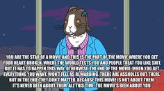 Bojack Horseman movie star speech