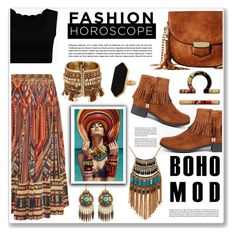 """boho chic"" by nanawidia ❤ liked on Polyvore featuring Boohoo, Gabriella Rocha, Camilla, Leslie Danzis and Jaeger"