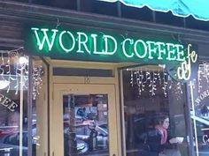 our visit to Asheville is made complete by a visit to World Coffee Café.  Let us share historic Asheville and it's completely restored 1920′s Sullivanesque 9 story skyscraper known as the Flatiron Building located at the corner of Battery Park and Wall Street in downtown Asheville, North Carolina.