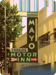 Mayo Motor Inn, Route 66 - Tulsa, Oklahoma downtown