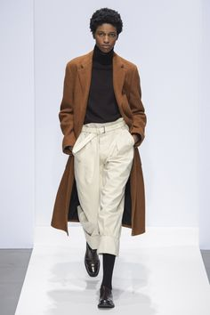 Margaret Howell Fall 2019 Ready-to-Wear Collection - Vogue