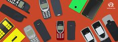 INFOGRAPHIC: A look back at 16 unforgettable Nokia phones
