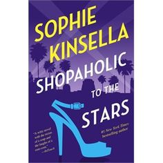 Shopaholic To The Stars by Sophie Kinsella. Read May through July First time I really, really, really didn't enjoy a silly Shopaholic book. It took me forever to finish it as a result. Finding Audrey, Gillian Flynn, British Accent, Random House, New Career, Two Year Olds, Date, Book Lists, Bestselling Author