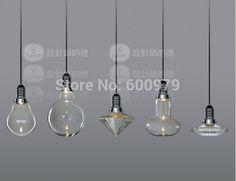 Aliexpress.com: Koop moderne creatieve glazen hanglampen kristallen hanglamp voor bar eetkamer designverlichting armatuur van betrouwbare led lamp licht leveranciers op Alex xie 's store