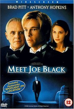 Meet Joe Black!!! Yes!