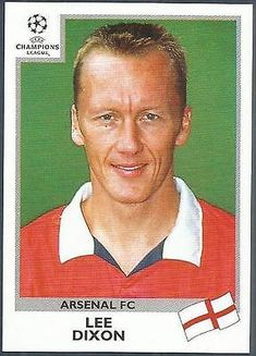 Panini Uefa Champions League 2010 - 11 Premium Cards Choose Your Players All New Champions League Football, Arsenal Football, Arsenal Players, Arsenal Fc, Lee Dixon, Football Cards, Baseball Cards, Der Club, Great Team