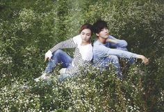 #wonwoo #jeonghan #junghan #seventeen #kpop