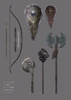 Dark Souls 3 Artbook: Arms 2 Dark Souls, Dark Souls 3, артбук, Концепт-арт, оружие, длиннопост Dark Souls 3, Fantasy Heroes, Fantasy Weapons, High Fantasy, Medieval Fantasy, Fantasy Concept Art, Bloodborne, Weapon Concept Art, Soul Art