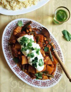 moroccan pumpkin curry