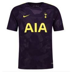 Camiseta Tottenham Hotspur 3ª Equipación 2017/2018 Tottenham Hotspur, Soccer Gear, Soccer Jerseys, Classic Football Shirts, Premier League, Third, Shopping, Tops, T Shirt Store