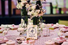 French Flair: Josh and Vivian's Parisian-Themed Wedding at Grand Hyatt