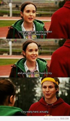 Juno - one of thee best movies, everrr!