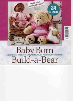 Baby Born & Build-a-Bear 1 - Mariann Vendelbo Borregaard - Picasa Web Albums