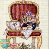 Cross Stitch Kit Teatime Welcome From Dimensions Gold Collection Petites Cross Stitching, Cross Stitch Embroidery, Embroidery Patterns, Cross Stitch Designs, Cross Stitch Patterns, Dimensions Cross Stitch, Cross Stitch Kitchen, Counted Cross Stitch Kits, Needlepoint