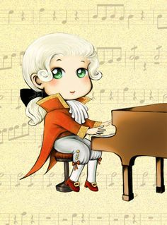 Mozart - Piano Sonata No. Music Pics, Music Love, Music Songs, Good Music, Chibi, Tumbler Posts, Music Composers, Electronic Media, Solar System Facts