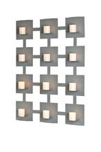 Candle Wall Art triple votive candle wall sconce   warm, sconces and wall sconces
