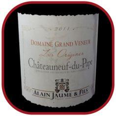 Domaine Grand Veneur – LES ORIGINES - 2011 | Blind Taste 34