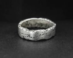 Image result for mens rustic rings