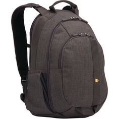 "CASE LOGIC WMBP115ANTHRACITE 15.6"""""""" Jaunt Notebook Backpack with Tablet Pocket"