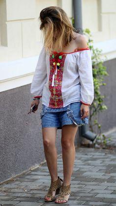 optimist, wear, dungaree, coldshoulder, crisophesauvat, denim, ootd, lookoftheday, fashionblog, summer2015, streetstylejuly2015, אופנה, בלוגאופנה