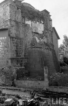 Despues del terremoto de los 50