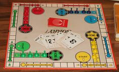 Sorry! Board game.