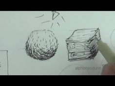 Drawing with Pen & Ink Part 1 with Alphonso Dunn - Strathmore 2015 Online Workshops - YouTube