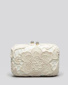 KOTUR Clutch - Margo Bridal Lace | Bloomingdale's