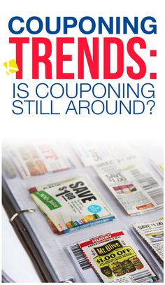 Are coupons dying? Do people even use coupons anymore? Despite what some may think, couponing and coupons are alive and well. Just look at the stats. How To Start Couponing, Couponing For Beginners, Couponing 101, Extreme Couponing, Free Printable Grocery Coupons, Free Coupons By Mail, Online Coupons, Online Deals, Save Money On Groceries