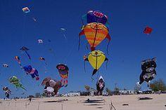 Kite Festival Grand Haven MI