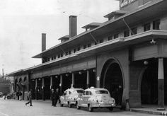 Lost New Orleans: 48 vintage photos of lost local landmarks for #throwbackthursday | NOLA.comNew Orleans' Union Station, which stood on South Rampart Street from 1892 until its demolition in 1954. It was the only train station that the noted architect Louis Sullivan designed. Among those working with him on this project was his head draftsman, Frank Lloyd Wright. (NOLA.com | The Times-Picayune archive)