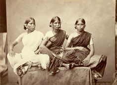 Various Vintage Photographs of Indian Nautch (Dancing) Girls - Old Indian Photos Vintage India, History Of India, Asian History, British History, Old Pictures, Old Photos, Archaeological Survey Of India, Viking Dress, Indian Heritage