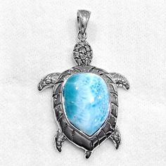 Take with you a piece of our Caribbean waters named #larimar ! This sterling silver turtle pendant is ideal for those who want to add a pop of color ! DM us to learn more on how to get this #beautiful work of art ! #love #Zhaveri #zhavericaribbeangems #Sxm #stmaarten #stmartin #sintmaarten #jewelry #fashion  Read more at http://websta.me/n/zhaveri#16M0mdDrCqCcp4sq.99 Zhaveri Jewelers @zhaveri Instagram photos   Websta