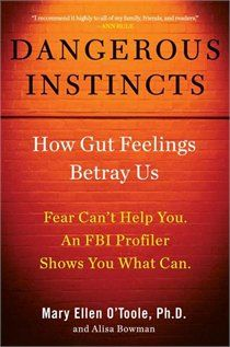 Fear can''t help you in a dangerous situation. A former FBI profiler shows you what can. As one of the world''s top experts on psychopathy and criminal behavior, Mary Ellen O''Toole has seen repeatedly how relying on the sense of fear alone …