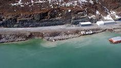 05/12/2015 - A Strange Underwater Landslide Causes Serious Damage In Norway
