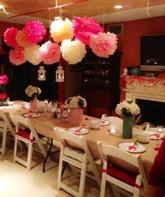2014 Valentines Dinner,decor cost under 100.©