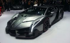 The Crazy Lamborghini Veneno