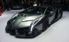 The Crazy Lamborghini Veneno