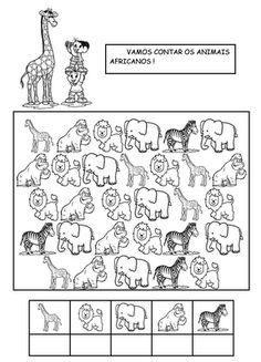 dieren tellen