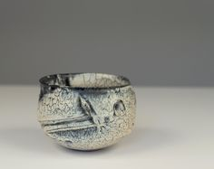 Large tea bowl by Claude Champy