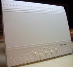 With Love Embossing Folder