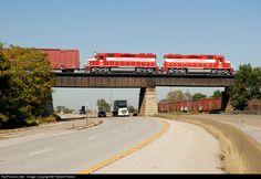 RailPictures.Net Photo: TRRA 2002 Terminal Railroad Association of St. Louis EMD GP38-3 at Venice, Illinois by Patrick Phelan