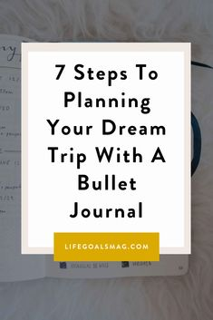 Here's how you can use the bullet journaling method to add a little bit of analog mindfulness and creativity to the process of planning your next vacation. Manifestation Journal, Lists To Make, What Inspires You, Travel Memories, Energy Level, Journal Prompts, Travel Goals, Best Self, Life Goals