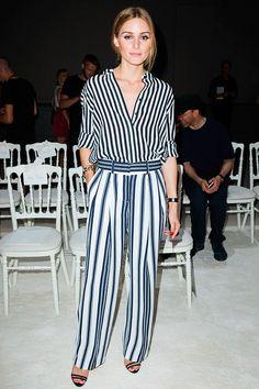 Olivia Palermo #PFW http://en.louloumagazine.com/celebrity/celebrity-fashion-looks/hot-celeb-fashion/ / http://fr.louloumagazine.com/stars/looks-de-stars-mode-stars/